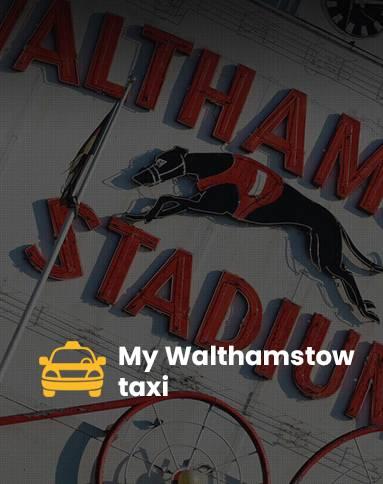 My Walthamstow Taxi
